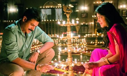 Katamarayudu unit shoots duet on lead pair!