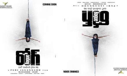 Puri's Rogue First Look unveiled – He puts life into opposite perspective!
