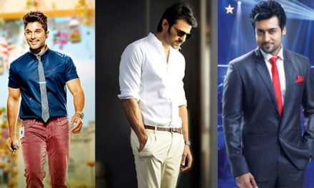 Star heroes Allu Arjun, Prabhas and Suriya to float a new banner!
