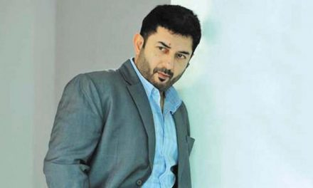 Aravind Swamy to play crucial role in Chaitu-Gautham's film!