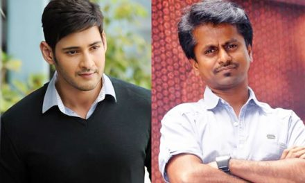 One more title is considered for Mahesh-Murugadoss's film