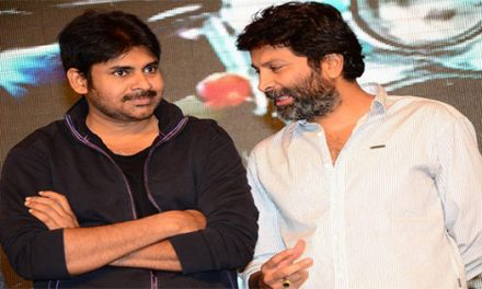 Pawan-Trivikram's film first schedule in Dubai?