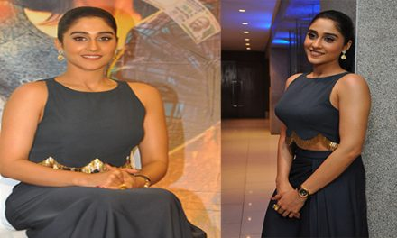 Regina Cassandra Photoshoot from Nagaram Success Meet