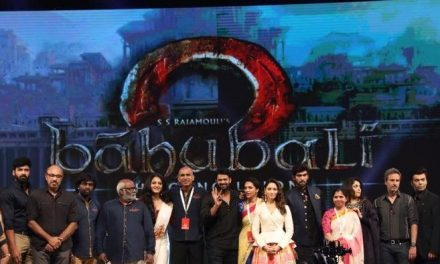 Baahubali 2, pre-release event filled with emotions