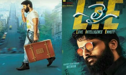 Nithiin look in Hanu Raghavapudi's film!