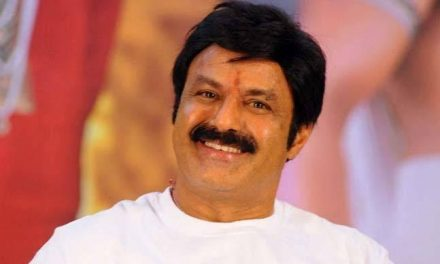 Balakrishna beats sultry weather for his next