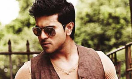 Ram Charan plays as a fisherman in Sukumar's film!