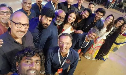 Baahubali 2 team will fly to London