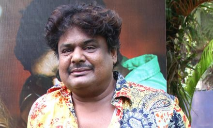 Mansoor Ali Khan disappointed about Baahubali!