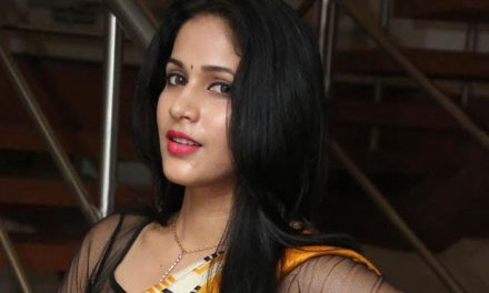 Finally, it is Lavanya in 100% Love Tamil remake