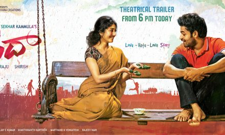 Fida trailer – Sekhar Kammula's next with Varun Tej