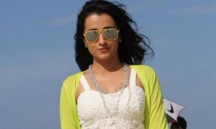 Trisha to play as mother to 4-year-old