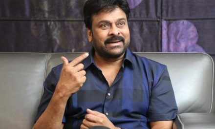 Megastar's Uyyalawada Narasimha to be launched on Aug 15!