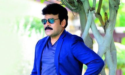 Chiranjeevi 's next titled as Mahaveera?