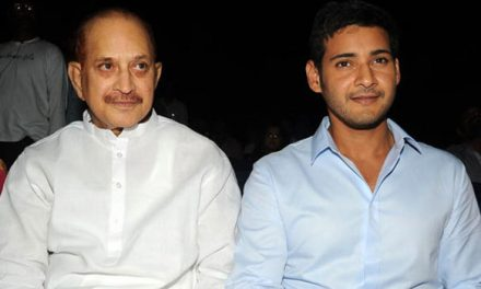 Superstar Krishna plays a crucial role in Mahesh's Bharat Ane Nenu!