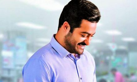 NTR plans to take a break from shooting