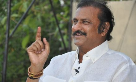 Mohan Babu plays dual role in Madan's next