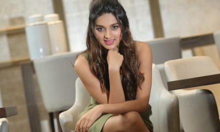 Nidhhi Agerwal is the love interest of Naga Chaitanya for his next