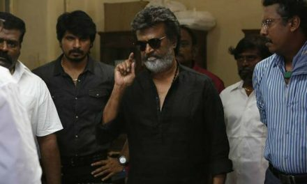 Rajini completes his part for Kaala