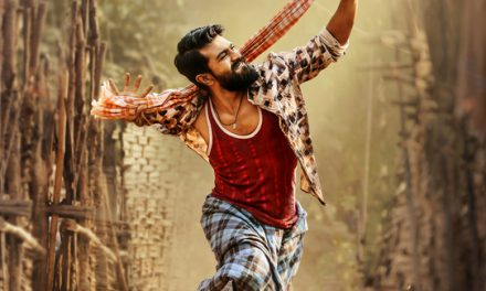 First look of Ram Charan-Sukumar's Rangasthalam released; grand worldwide release on March 30