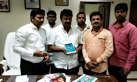 A2A Movie Mobile App and New Song Launch Launched by Minister Talasani Srinivas Yadav