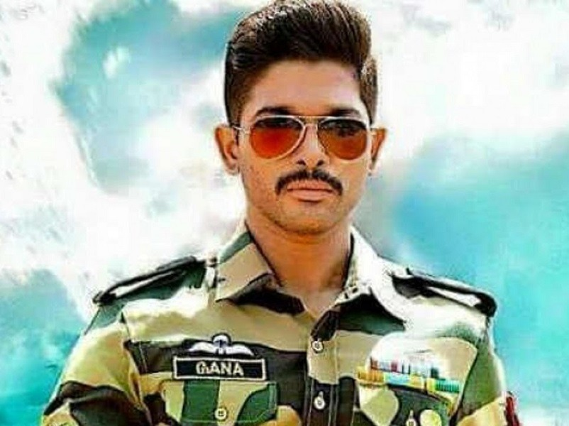 Naa Peru Surya advance booking in full swing