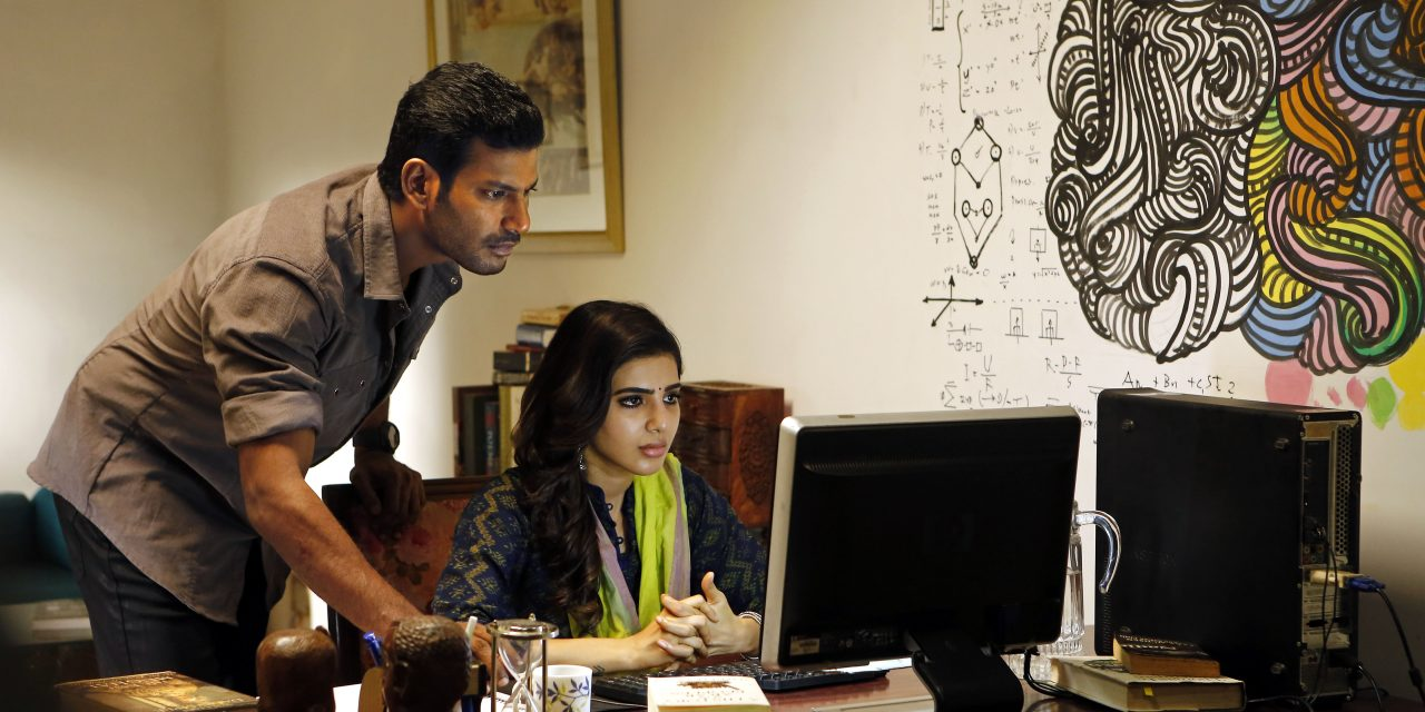Mass Hero Vishal's 'Abhimanyudu' Is Ready For Release