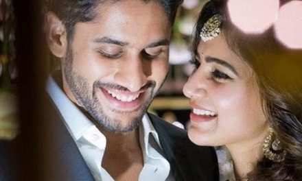 Naga Chaitanya, Samantha, Director Siva Nirvana And Shine Screens Production