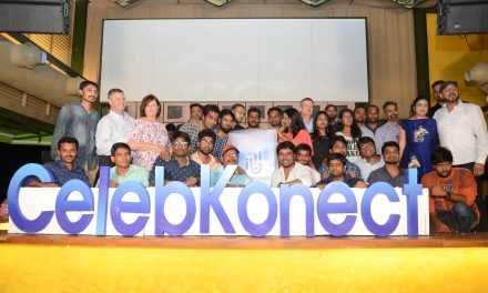 Social networking platform CelebKonect launched in Hyderabad!