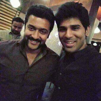 Allu Sirish Excited To Share Screen Space With Suriya