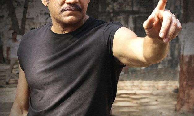 Nagarjuna and RGV's 'Officer' Second Teaser will be out Tomorrow