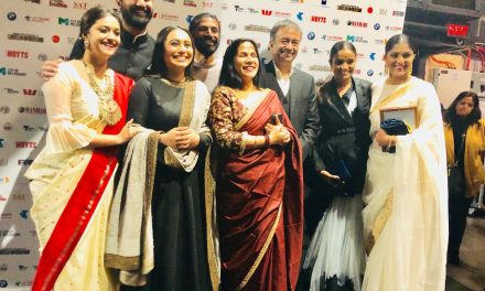 Mahanati wins IFFM Award