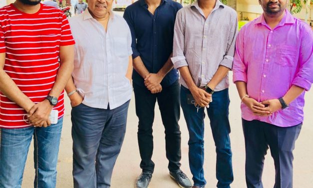 Geetha Arts bags Paper Boy Rights