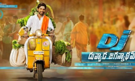 Duvvada Jagannadham satellite rights sold for record price