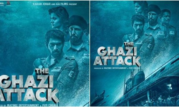 Ghazi Attack New Trailer at Vishaka Utsav