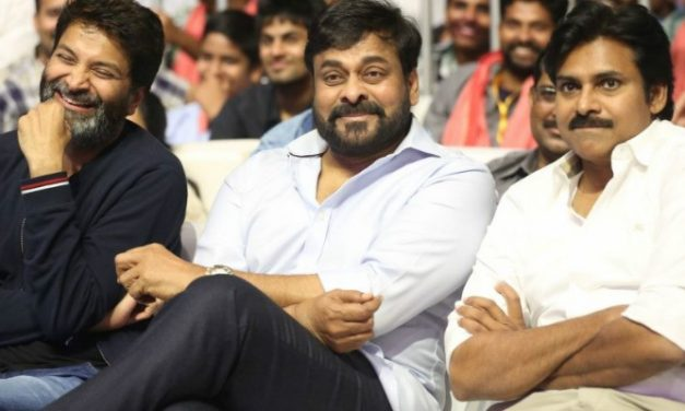 Megastar and Powerstar to share the screen