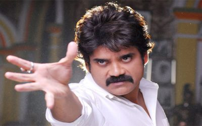 Nagarjuna plays as mentalist in 'Raju Gari Gadhi 2'