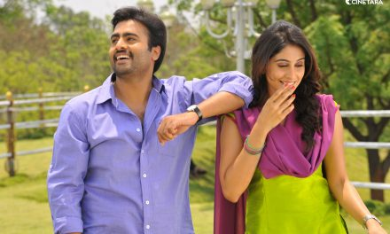 Nara Rohit to romance Regina yet again