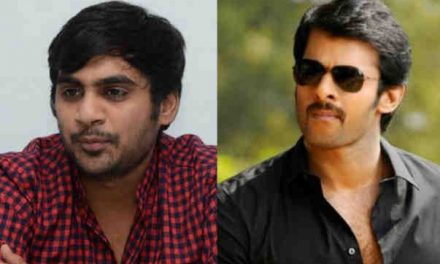 Prabhas and Sujeeth's film formal pooja today!