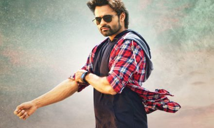 Sai Dharam Tej's winner completes censor and gets U/A certificate