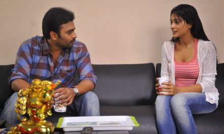 Nara Rohith's new movie launched