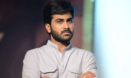 Sharwanand's Radha first song will be out today