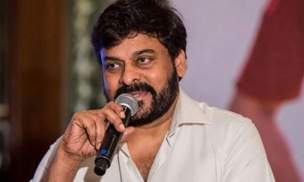 Chiru as chief guest for Varun Tej's Mister audio launch