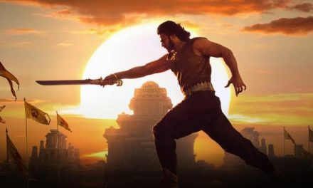 Baahubali 2 The Conclusion Movie Review :  4/5