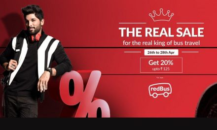 Is it Bunny as brand ambassador for Redbus?