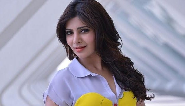 Samantha plays dumb in Ram Charan's next!