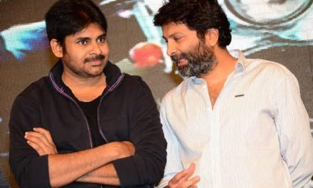 Pawan-Trivikram's film started shooting at RFC