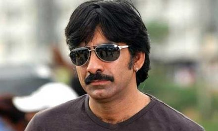 Ravi Teja's next Raja The Great commenced