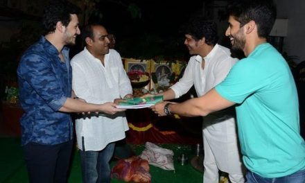 Akkineni Akhil new film launched Surprising!