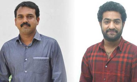 Koratala-NTR's film to be produced by Mikkilineni Sudhakar